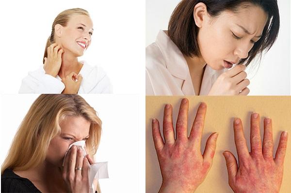 Помощь при аллергии в домашних условиях 215