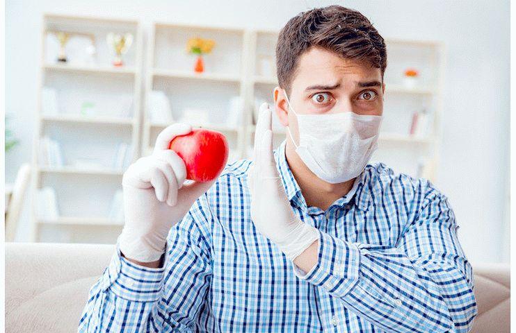 Лечение перекрестной аллергии